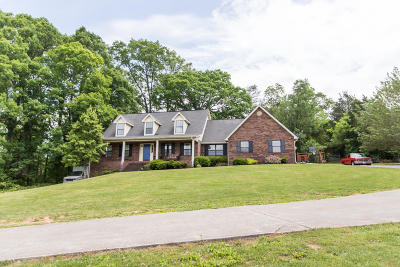 Single Family Home For Sale: 618 N. Union Grove Rd