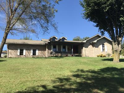 Harrogate Single Family Home For Sale: 3029 Forge Ridge Rd