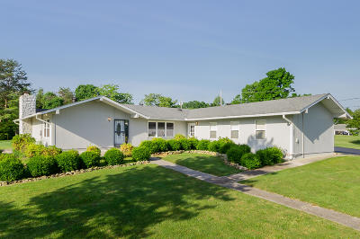 Knoxville Single Family Home For Sale: 9516 Bluegrass Rd
