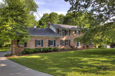 Knoxville Single Family Home For Sale: 524 Old Tavern Circle