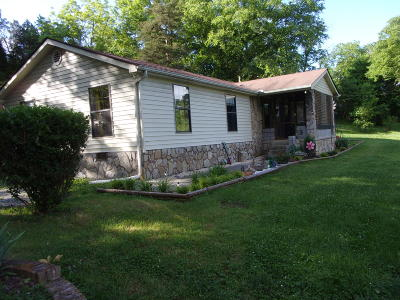 Clinton Single Family Home For Sale: 212 Sinking Springs Rd