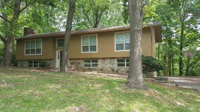 Knoxville Single Family Home For Sale: 1713 Blackwood Drive