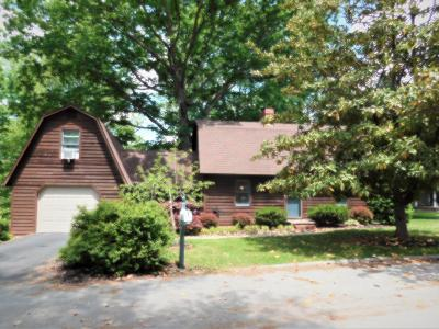 Claiborne County Single Family Home For Sale: 116 Jackson St