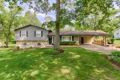 Oak Ridge Single Family Home For Sale: 128 Culver Rd