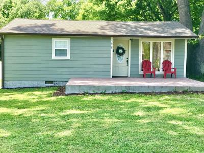 Knoxville Single Family Home For Sale: 2227 Whittle Springs Rd Rd