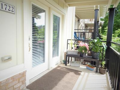 Knoxville Condo/Townhouse For Sale: 1105 Tree Top Way #Apt 1722