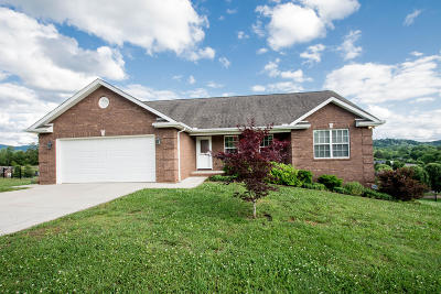 Maryville Single Family Home Pending - Continue To Show - P: 1307 Tomahawk Drive