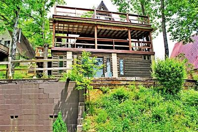 Alcoa, Friendsville, Greenback, Knoxville, Louisville, Maryville, Rockford, Sevierville, Seymour, Tallassee, Townsend, Walland, Lenoir City, Loudon, Philadelphia, Sweetwater, Vonore, Coker Creek, Englewood, Madisonville, Reliance, Tellico Plains Single Family Home For Sale: 5608 Lakeshore Drive