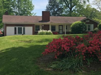 Clinton Single Family Home For Sale: 612 S Charles G Seivers Blvd