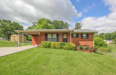 Maryville Single Family Home Pending - Continue To Show - I: 306 Cherokee Heights Drive