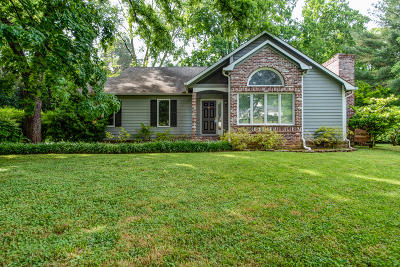 Knoxville Single Family Home Pending - Continue To Show - F: 6604 Westland Drive