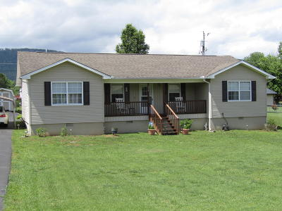 Lafollette Single Family Home For Sale: 354 Farris Circle