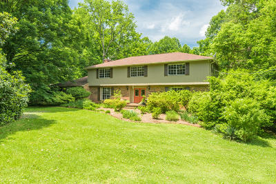 Knoxville Single Family Home For Sale: 1705 SW Cove Creek Lane