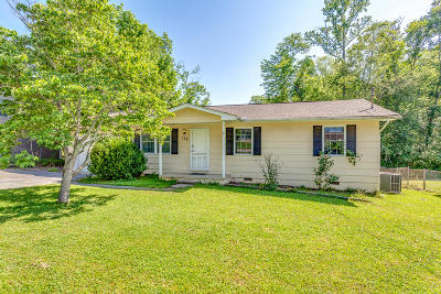 Oliver Springs Single Family Home For Sale: 128 Foxwood Circle