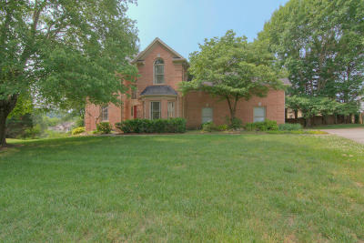 Knoxville Single Family Home For Sale: 1909 Lakelet Court