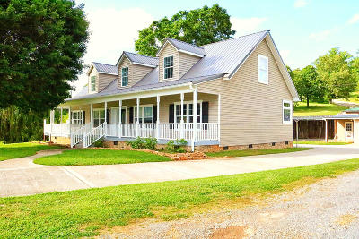 Maryville Single Family Home For Sale: 253 Trigonia Rd