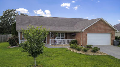 Maryville Single Family Home Pending: 917 Mossy Grove Lane