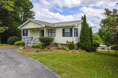 Madisonville Single Family Home For Sale: 1263 Jackson Dr
