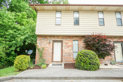 Knoxville Condo/Townhouse For Sale: 4003 Valley View Drive #Apt 5