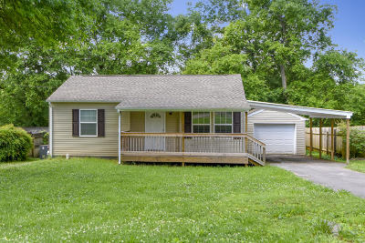 Maryville Single Family Home For Sale: 507 Fletcher St