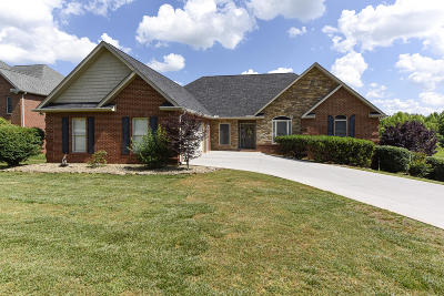 Maryville TN Single Family Home For Sale: $424,900