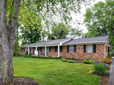 Knoxville Single Family Home For Sale: 9504 Gulf Park Drive