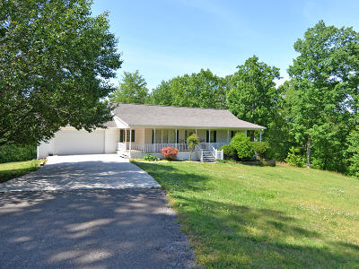 Single Family Home For Sale: 4054 Demory Rd