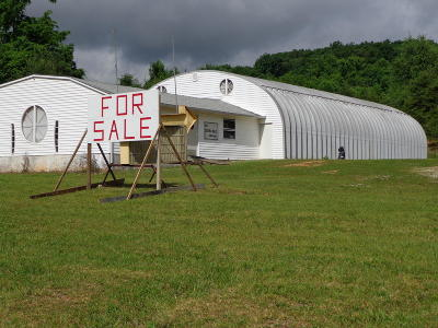 Jefferson County Commercial For Sale: 465 Hwy 92