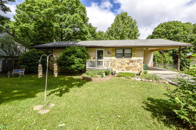 Maryville Single Family Home For Sale: 1935 Shasta Rd