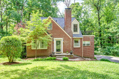 Knoxville Single Family Home For Sale: 4500 Barbara Drive