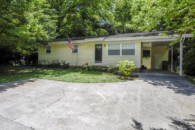 Maryville Single Family Home Pending - Continue To Show: 210 Boardman Ave