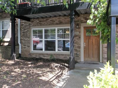 Knoxville Condo/Townhouse For Sale: 3914 Cherokee Woods Way #7-102