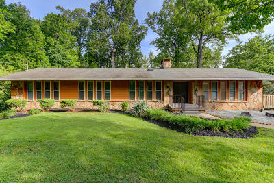Knoxville Single Family Home For Sale: 7109 Merrick Drive