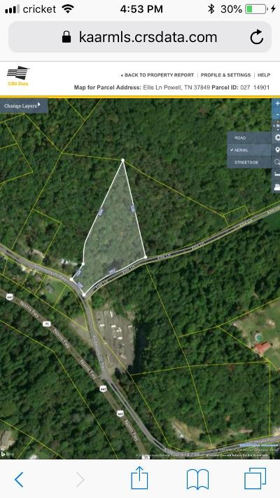 Powell Residential Lots & Land For Sale: Ellis Lane