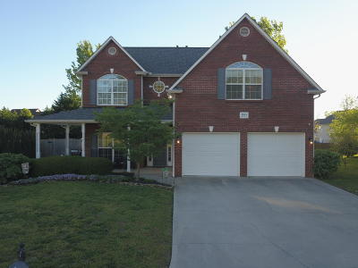 Lenoir City Single Family Home For Sale: 1645 Silver Oak Lane