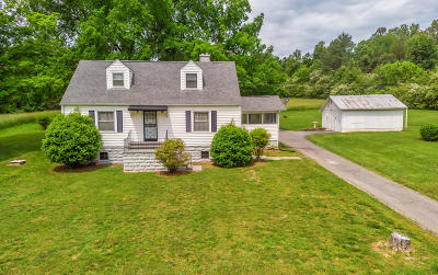Knoxville Single Family Home For Sale: 7717 Neubert Springs Rd
