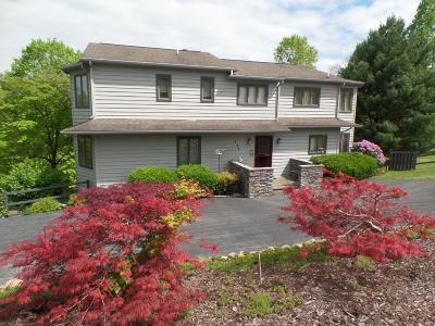 Lafollette Single Family Home For Sale: 344 Deerfield Landing