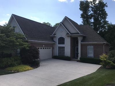 Knoxville Single Family Home For Sale: 8737 Warm Springs Way