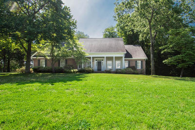 Knoxville Single Family Home For Sale: 8204 Stratton Wood Circle