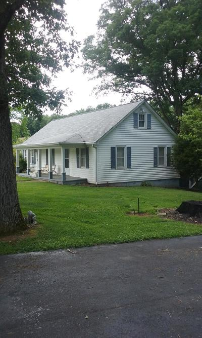 Loudon County Single Family Home For Sale: 2690 Oakland Rd
