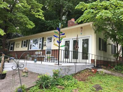 Knoxville Single Family Home For Sale: 2200 Maplewood Drive