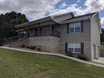 Maryville Single Family Home Pending - Continue To Show - F: 209 River Ford Rd