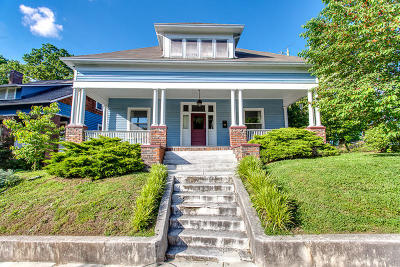 Knoxville Single Family Home For Sale: 1300 Kenyon St