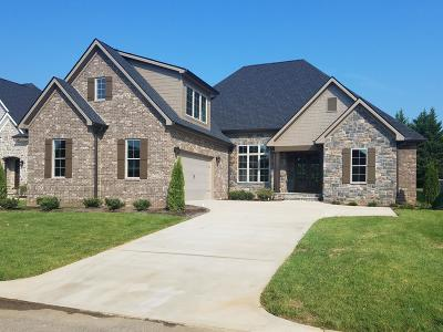 Knoxville Single Family Home For Sale: 12832 Edgebrook Way