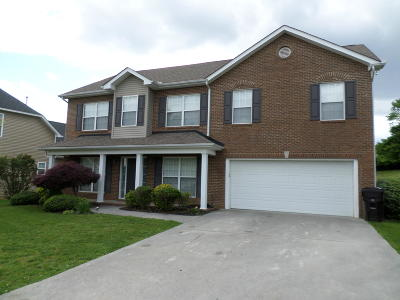 Knoxville Single Family Home For Sale: 6331 E McMillan Creek Drive
