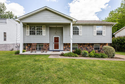 Maryville Single Family Home Pending: 328 Waters Rd