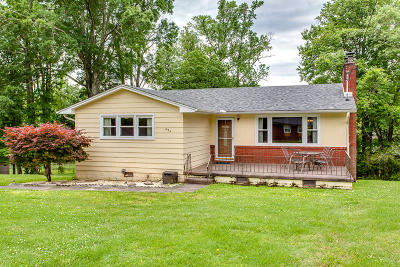 Oliver Springs Single Family Home Pending - Continue To Show - I: 429 Oliver Drive