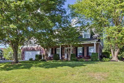 Maryville Single Family Home For Sale: 408 Woodgate Drive