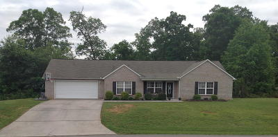 Maryville Single Family Home For Sale: 115 Pearle Drive
