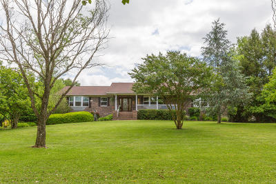 Knoxville Single Family Home For Sale: 1904 River Shores Drive